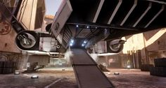Environment artist Jason Lewis talked about how his team managed to build an interactive scene from Star Wars in UE4.