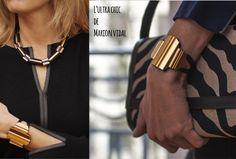 Blog Les Précieuses Collier et Bracelet MarionVidal