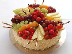 650 - Dort s čerstvým ovocem - Dorty s čerstvým ovocem - Dorty -