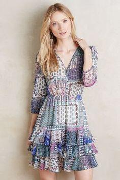 Hiche Ambrose Dress