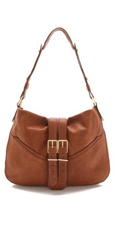 double strap buckle hobo #fallmusthave