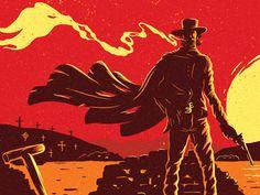 Wild West by MUTI