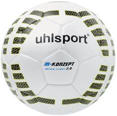 Uhlsport M-Konzept Revolution 2.0 Fussball (Top- Spielball). Ab sofort bei uns online und im Store in Hainburg erhältlich.