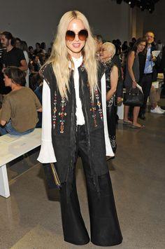 Altuzarra - Front Row - Spring 2016 New York Fashion Week