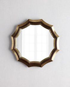 H7ETB Sinclair Scallop Mirror
