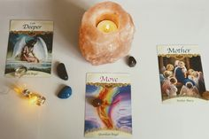 Reading for 14.04.2017  Today I decided to you use an Angel Deck another DV Deck.  So We have  Look Deeper  Move  Mother  I'll post the link the end of the  Look Deeper  You need to look beyond the surface of this situation as there is important information that youre not currently aware of (or havent admitted to yourself). Your guardian angel will bring this to your attention; however it requires you to be open-minded.  The angels arent necessarily negating the situation that you are asking…