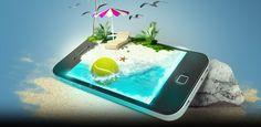 """A pensar nas suas férias e no começo da nova época, a Dhoze preparou para si uma """"Promoção de Verão"""", tornando ainda mais especial esta fase do ano.    Assim, durante o Verão, devolvemos 12% de tudo o que apostar na versão mobile da Dhoze"""
