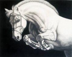 Joe Piccillo-Leaping Horse