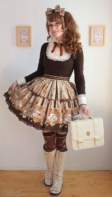 (76) wonder party skirt | Tumblr