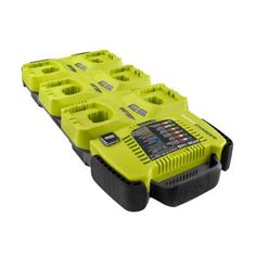 Ryobi 18-Volt One+ 6-Port SuperCharger (Tool-Only)-P125 at The Home Depot
