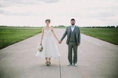 Photography: Elisabeth Carol Photography// wedding dress: Bliss Bridal Salon – Watters 'Austin' Gown