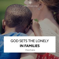 Psalm 68:6