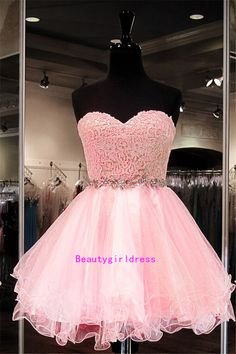 Bg128 Charming Prom Dress,Short Homecoming Dress,Tulle Homecoming Dress,Pink Homecoming Dress,Pretty Prom Gown,Graduation Dress