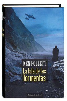 La isla de las tormentas Ken Follett, es el 1º libro de Follett que leí y uno de los mejores
