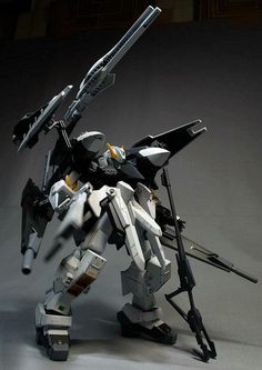 GUNDAM GUY: Hazel TR-5 Custom - Customized Build