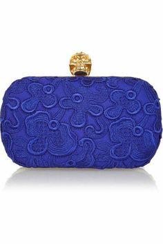 #blueandgoldpromspirit Alexander McQueen