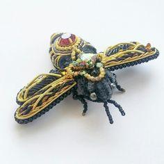 Добрый вечер, дорогие мои  . Представляю вашему вниманию новую Жужу  У Пчелки есть хозяйка)) Это замечательная @valyamiller81  . Пчелка…