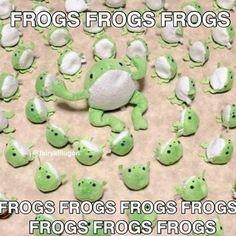 Жабка с жабами и жабами и жабками Memes Estúpidos, Stupid Memes, Stupid Funny, Haha Funny, Funny Memes, Alphabet Tag, Frog Pictures, Frog Art, Cute Frogs