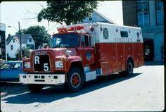 ◆FDNY Rescue 5 Mack R Series Heavy-Rescue◆