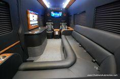 Chalmers Automotive Custom Vans