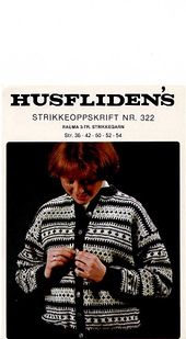 Ravelry: Husfliden Nr. 322