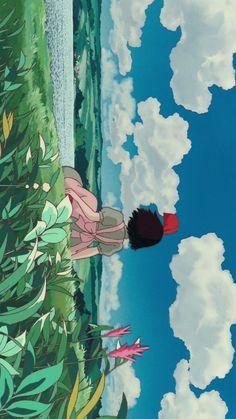 anime aesthetic grainy asian japanese korean chinese studio ghibli digital art graphic design aesthetic drawing modern anime style asian japanese chinese ethereal aesthetic drawing v a l e n s Studio Ghibli Wallpaper, Studio Ghibli Background, Studio Ghibli Art, Studio Ghibli Movies, Studio Ghibli Quotes, Studio Ghibli Poster, Totoro, Anime Scenery Wallpaper, Cartoon Wallpaper