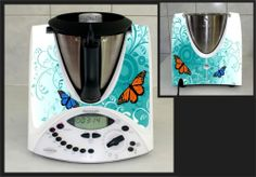 Thermomix Sticker Decal Code Abstract 38 | eBay