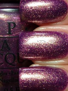OPI Miss Universe collection It's my year.  I just bought this....love it!