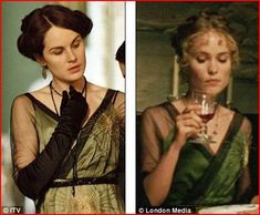 Downton Abbey - Fashion & Style