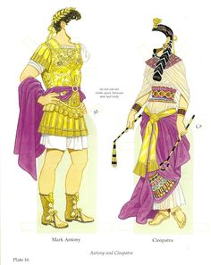 Great Characters from Shakespeare | Gabi's Paper Dolls