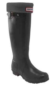 Free shipping and returns on Hunter Original Tall Fleece Welly Socks at Nordstrom.com. Supersoft fleece is fashioned into a cozy boot sock designed to add warmth and comfort to your favorite footwear.