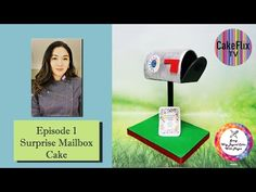 Surprise Mailbox Cake with Mayen - YouTube