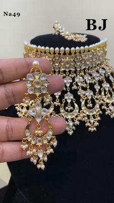 Bridal Bangles, Bridal Jewelry, Beaded Jewelry, Clay Jewelry, Indian Jewelry Sets, Indian Wedding Jewelry, Fancy Jewellery, Stylish Jewelry, Rajputi Jewellery