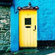 Thats The Way, Favorite Color, Locker Storage, Irish, Doors, Yellow, Unique, Home Decor, Decoration Home