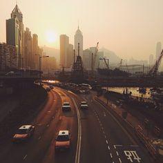 Hong Kong / photo by Edward Barnieh