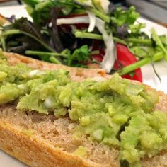 """Absolutely delicious spread on crusty warm bread, this """"Fava Bean & Rosemary"""" recipe with a little garlic is the perfect soup or salad companion!"""
