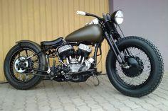 custom bobber | Harley Bobber a confronto