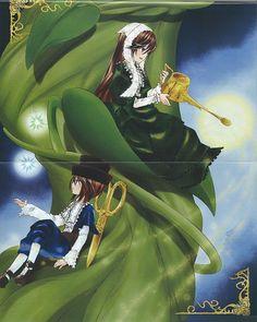 Rozen Maiden, Suiseiseki & Souseiseki