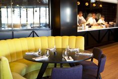 Mondrian London at Sea Containers | Craftwood