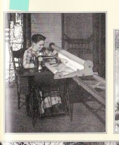 First-Rate Sewing Machine From Fabric To Clothing In Seconds Ideas. Top-notch Sewing Machine From Fabric To Clothing In Seconds Ideas. Old Quilts, Antique Quilts, Vintage Quilts, Quilting Tutorials, Quilting Projects, Quilting Designs, Sewing Projects, Treadle Sewing Machines, Antique Sewing Machines