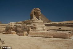 I want to see a Sphinx!!!