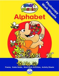 Poems  (Printables)Each Smart Phonics poem introduces a new letter/sound through the medium of shared poetry.  These lively, interactive and delightful poems provide auditory support from rhyme, meaning support from context and visual support from illustrations.