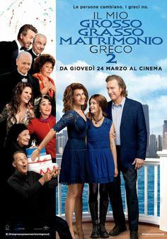 Il mio grosso grasso matrimonio greco 2, il film con Nia Vardalos e John Corbett, dal 24 marzo al cinema.