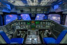 Space Shuttle by Tomasz Szulczewski, via 500px