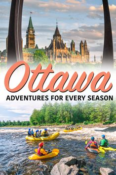 Summer, Fall, Winter, Spring and indoors - there's ALWAYS something epic to do in World Travel Guide, Travel Tips, Budget Travel, Travel Guides, Summer Fall, Fall Winter, Spring, Canadian Travel, Canadian Rockies
