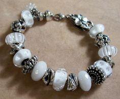 White ~ Silver