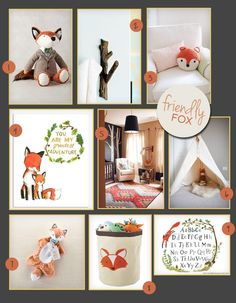Baby Room Themes Branches 55 Ideas For 2019 Baby Room Themes, Baby Room Decor, Nursery Decor, Nursery Ideas, Baby Rooms, Fox Themed Nursery, Fox Nursery, Tribal Nursery, Nursery Room