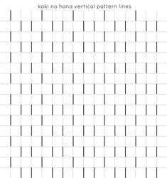 Paso 2: líneas verticales