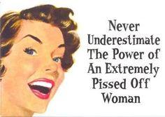 Housewife Sayings Underestimated