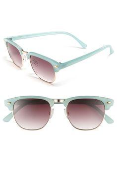 Gafas de sol Damas Niñas tonos Eyewear marrón lente Patrón de Leopardo de Oro